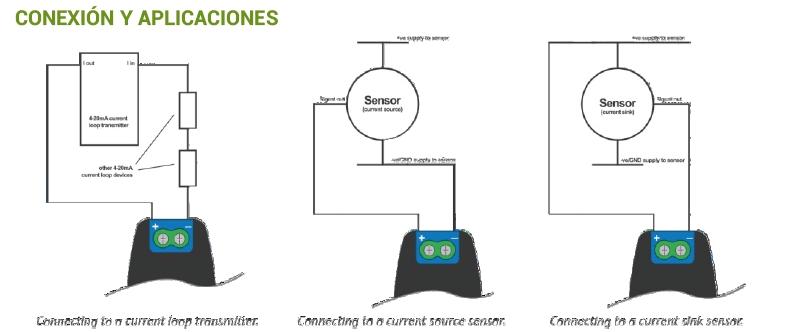 Comprar Registrador de datos para medición de corriente 4 - 20 mA