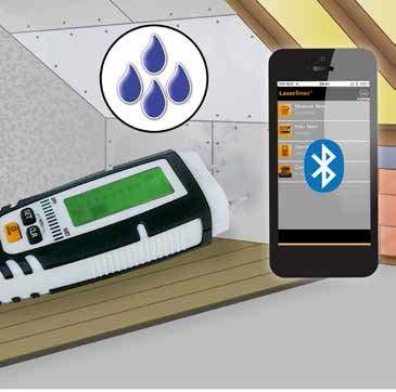 Comprar Medidor de humedad DampMaster Compact Plus para madera  y materiales de construcción HML704A