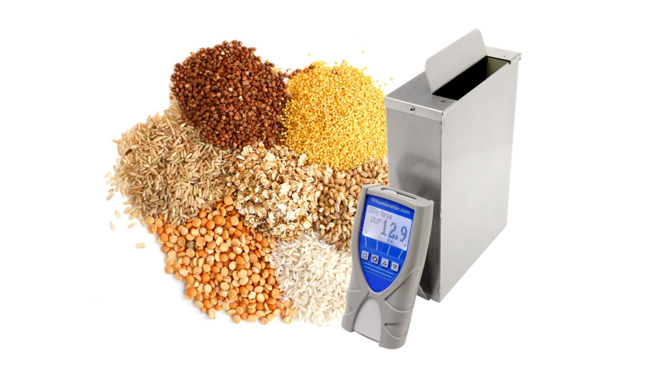 Comprar Medidor de Humedad de grano para cereales