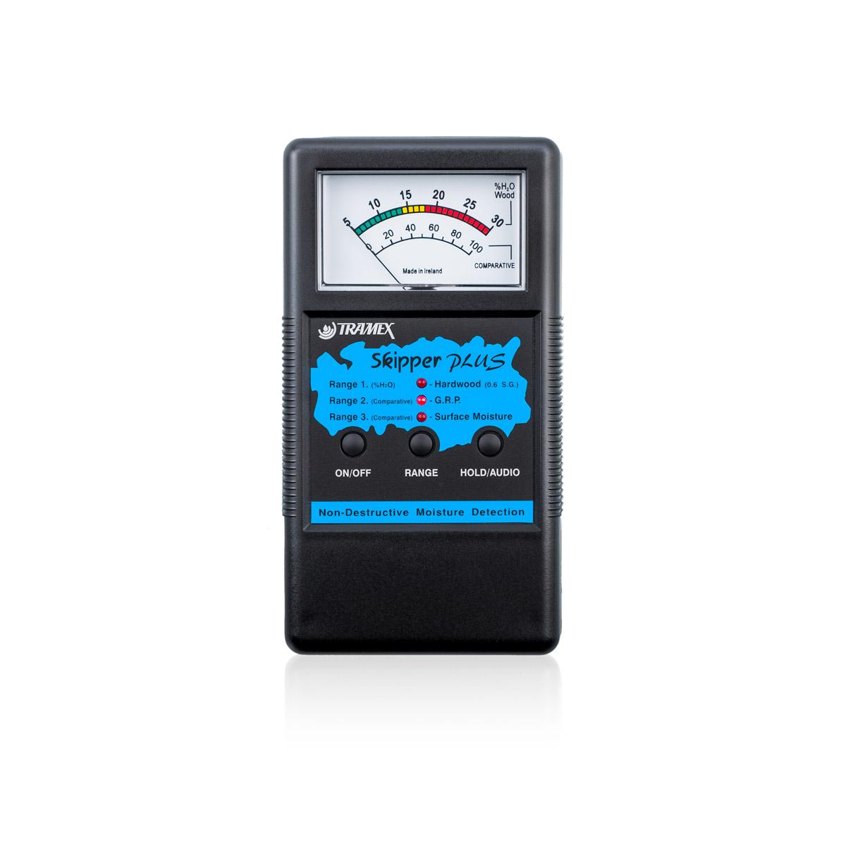 Comprar Medidor de humedad Skipper Plus Tramex para la industria marina