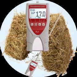 Comprar Medidor de humedad para paja y heno HM059