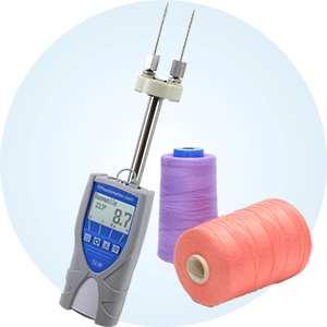 Comprar Medidor de humedad para textiles e hilo HML07