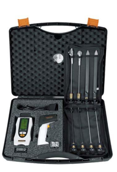 ComprarMedidor de humedad Multiwet-Master Inspection Set
