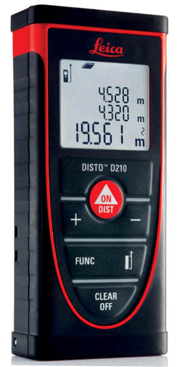 Venta medidores laser de distancias telemetros l ser for Medidor de distancia laser