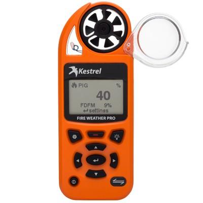 Anemómetro Kestrel 5500FW Fire Weather Meter Pro especial prevención de incendios