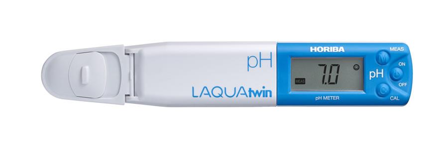 Comprar Medidor LAQUATwin  de pH de 0-14, QHB-PH22
