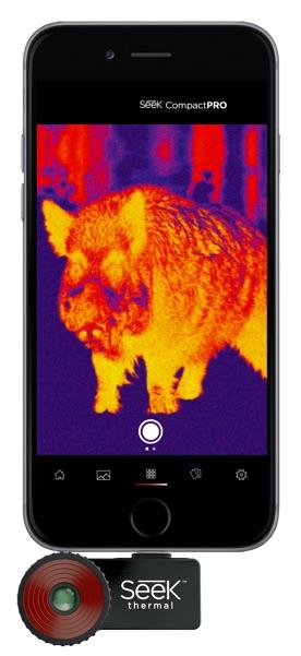 Comprar Cámara térmica SEEK THERMAL CompactPRO - Android