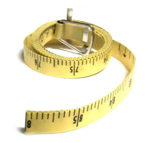 Cinta diámetrica autoenrollable (flexómetro), 3 metros