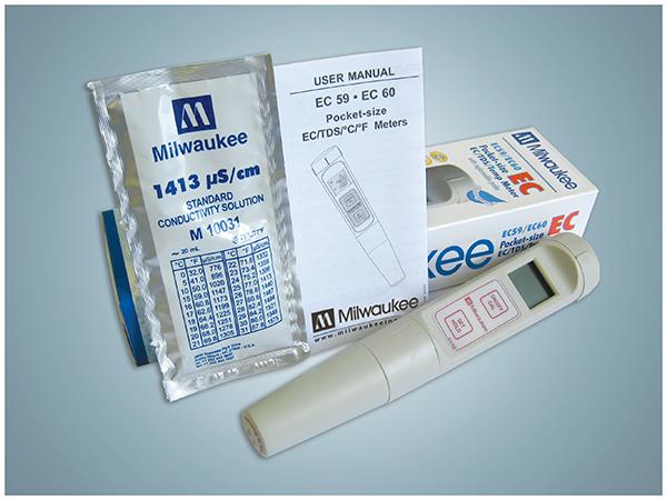 Comprar Medidor de Conductividad / TDS / Temperatura - CO004