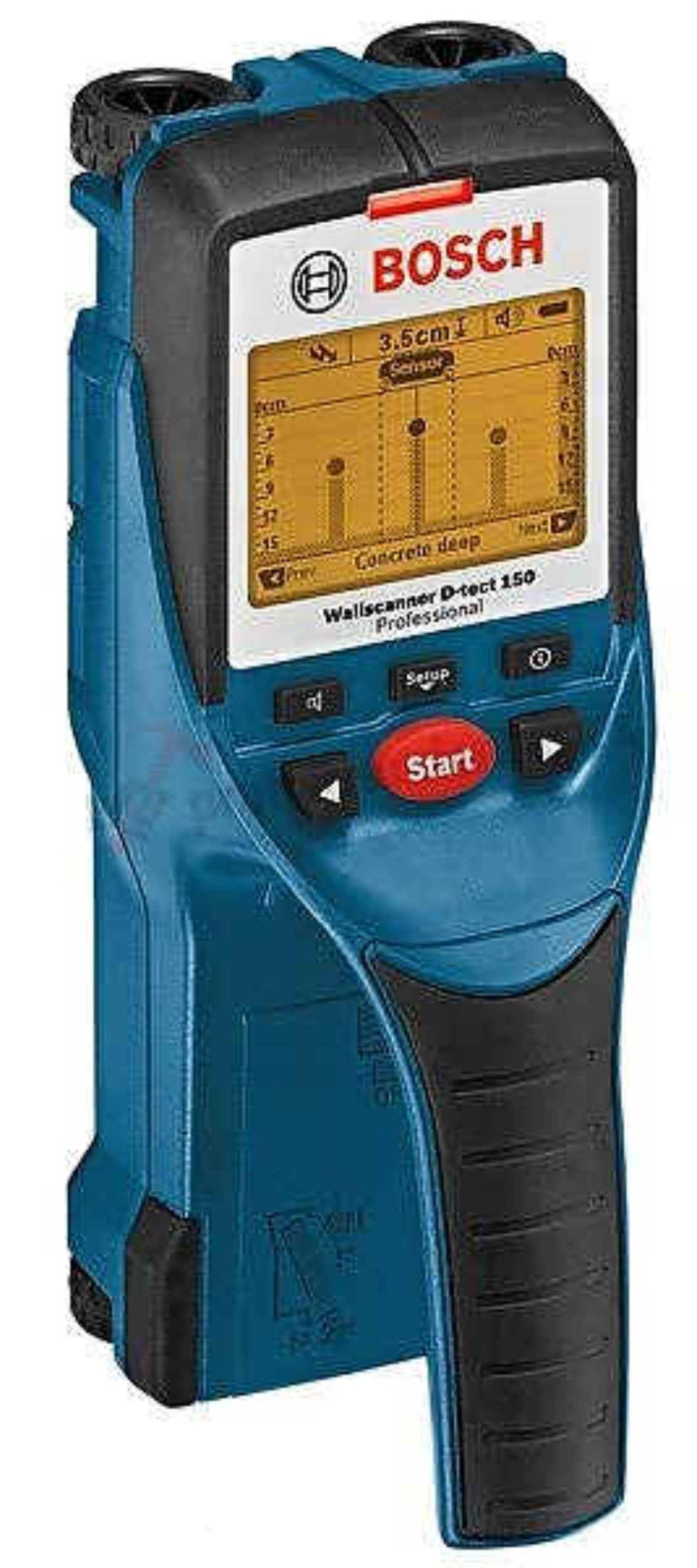 Datos t cnicos - Detector de tuberias de agua ...