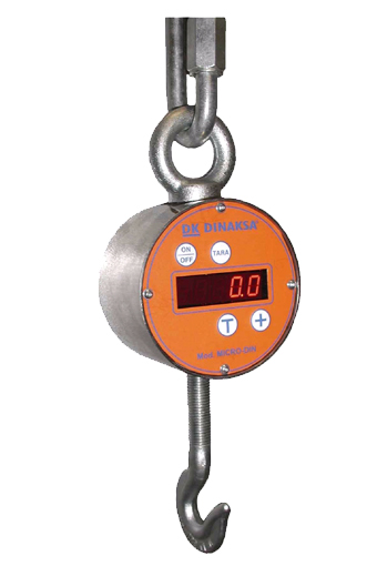 Comprar Dinamómetro digital MICRO-DIN de reducido tamaño