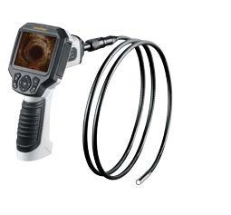 Endoscopio de revisión visual de 9 mm de diámetro