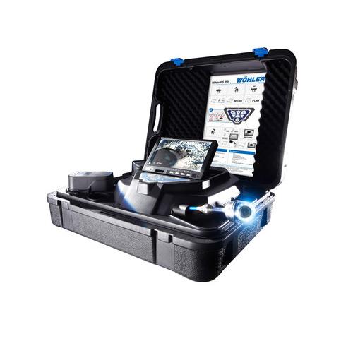 Comprar Endoscopio/videoscopio con pantalla y cabezal rotatorio