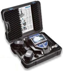 Endoscopio  Videoscopio con monitor en color
