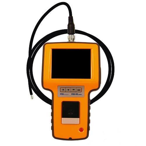 Video endoscopio industrial con cable flexible
