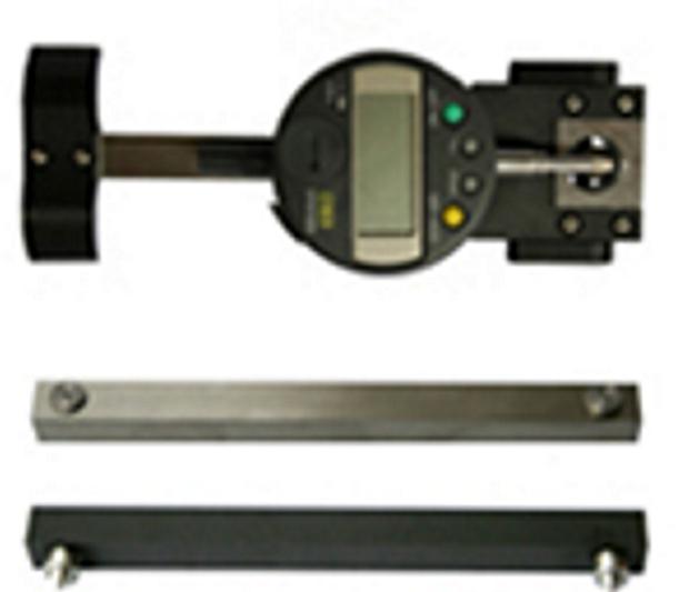 Fisurómetro digital para medición de grietas y fisuras