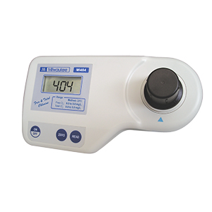 Comprar Fotómetro de cloro libre, total y pH MC411