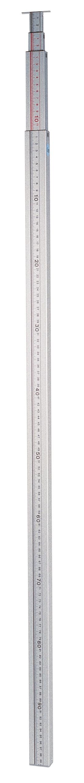 Telescómetro telescópico de 5m de lectura