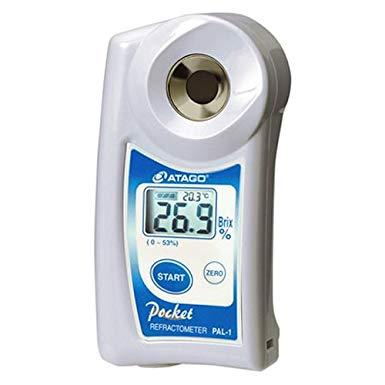 Comprar Refractómetro Digital BRIX